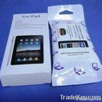 Quality Stain Removal Wet Tissue For IPad IMac IPhone IPod for sale