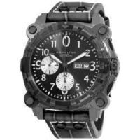 Swiss automatic chronograph movements guide quality for Hamilton dive watch