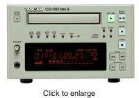 Quality TASCAM CD-601 MKII Broadcast, Radio Standard CD Player for sale