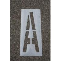 """Quality 36"""" Individual Letter Stencil for sale"""
