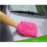 Quality Chenille and Microfiber Cleaning Glove for sale