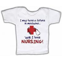 China Funny Baby Tees, Short Sleeve on sale