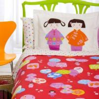 Buy cheap Asian Inspired Crib Bedding! from Wholesalers