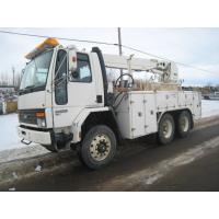 Quality 1992 Ford COE 8000 T/A BOOM TRUCK for sale