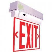 Buy cheap Balance Series Edge-Lit LED Exit Sign from wholesalers
