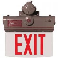 Buy cheap Explosion Proof Edge Lit LED Exit Sign from wholesalers