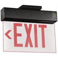 Buy cheap ALE Series Edge Lit LED Exit Sign from wholesalers