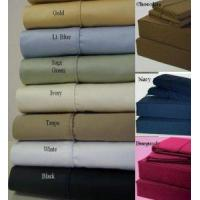 Buy cheap Super Deep Pocket -Egyptian Cotton 1000TC Pillow-Top Bed Sheet Sets from Wholesalers