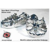 Quality WIDE MK3 High Performance Pivoting Footpegs by Pivot Pegz for sale