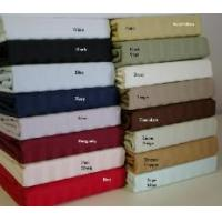 Buy cheap Egyptian Cotton 600 TC Sateen Stripe sheets from Wholesalers