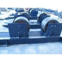 Quality 150T High Height WR Welding Rotator Turning Rolls Adjustable Welding Rotator for sale
