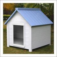 Quality Bunk White Dog House for sale