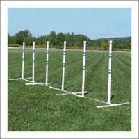 Buy cheap Dog Agility Weave Poles from wholesalers