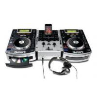 Quality DJ Mixers & DJ Equipment Numark iCD DJ in a Box Complete DJ System with twin CD player & mixer for sale