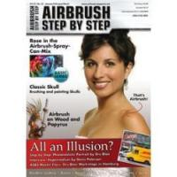 Quality Airbrush Step by Step issue 01/12 for sale