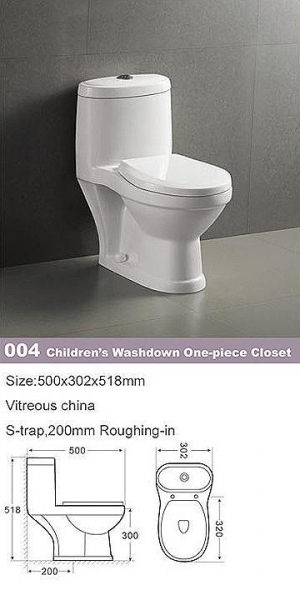 Children 39 S One Piece Toilet Of Totalsanitaryware