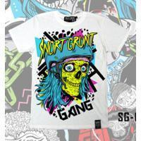 Quality SNORT GRUNT T-SHIRTS for sale