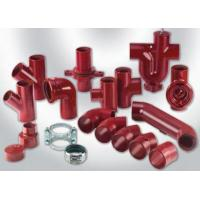 Quality SML DIN EN877/ISO6594 two-part epoxy resin painting fittings for sale