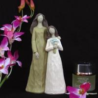 Buy cheap 820220 New style Mom and daughter decoration from wholesalers