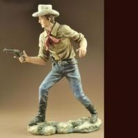 Buy cheap 820144 Shooting cowboy decoration from wholesalers
