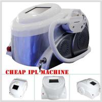 IPL and E-light hair removal machine