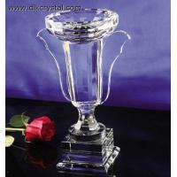 Quality Crystal Candle Holder CT-048 for sale