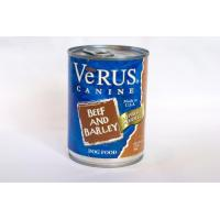 VERUS canned canine beef and barley