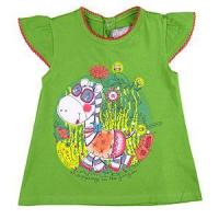 Quality Boboli *Gigi* Girls Short Sleeve Top for sale