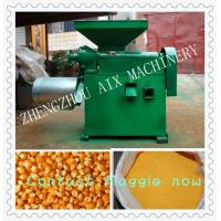 Buy cheap corn peeling and grinding machine from wholesalers