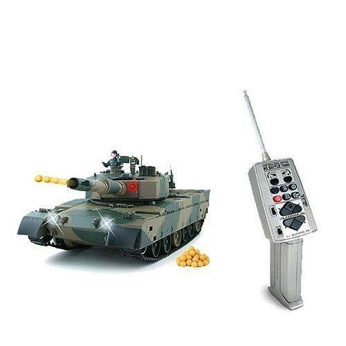 Buy Abrams RC Battle Tank by World Tradin at wholesale prices