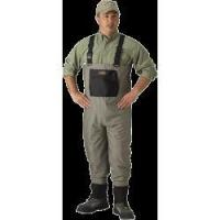 Quality Fishing Products Caddis Breathable Chest Waders - Stockingfoot for sale