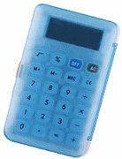 Buy cheap Frost Cover Pocket Calculator from Wholesalers