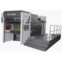Quality MY1050 Automatic Diecutting & Creasing Machine for sale