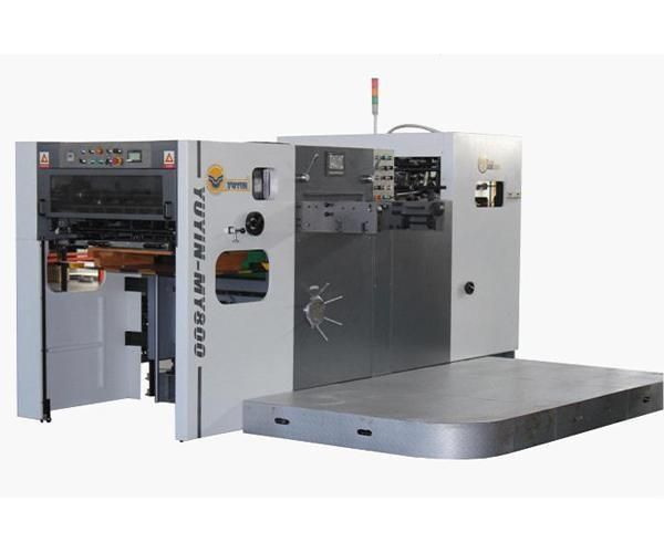 Buy MY800 Automatic Diecutting & Creasing Machine at wholesale prices