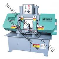 Quality GH4220 double column horizontal band sawing machine for sale
