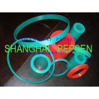 Quality PU Tube Material Product  Polyurethane Tube For Seal Ring Machining for sale