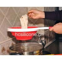 Quality Silicone Noodle Colander for sale
