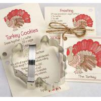 China Turkey Cookie Cutter on sale