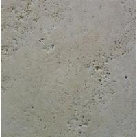 "Quality 6"" x 6"" Ivory Tumbled Travertine for sale"