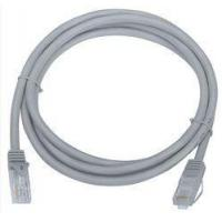 Buy cheap UTP CAT5E RJ45 Ethernet Patch Cables 4pair Stranded copper conductor from wholesalers