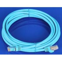 Quality Cat6A Ethernet Patch Network Lan Cable , 23AWG 8 Conductor Cable for sale