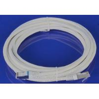 Quality 23AWG RJ45 Patch Cable Ethernet Snagless SHIELDED FTP For 10BASE T for sale