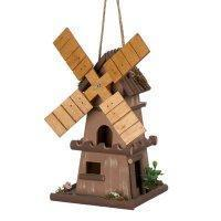 Quality Windmill Birdhouse for sale