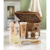Buy cheap Naturals Sandalwood Spa Basket from wholesalers