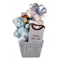 China Baby Gift Baskets on sale