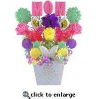 Quality Mother's Day Gifts - Celebrate Mom Candy Flower Bouquet for sale