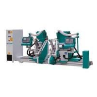 Quality Particleboard production line Auto tenoning machine for sale