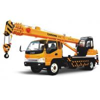 Quality Truck crane QY8A for sale