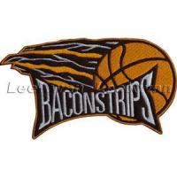 Buy cheap Basketball embroidery patch from Wholesalers