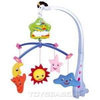 Buy cheap Baby Toys (104) Nice Sound Control Baby Cot Mobile from wholesalers